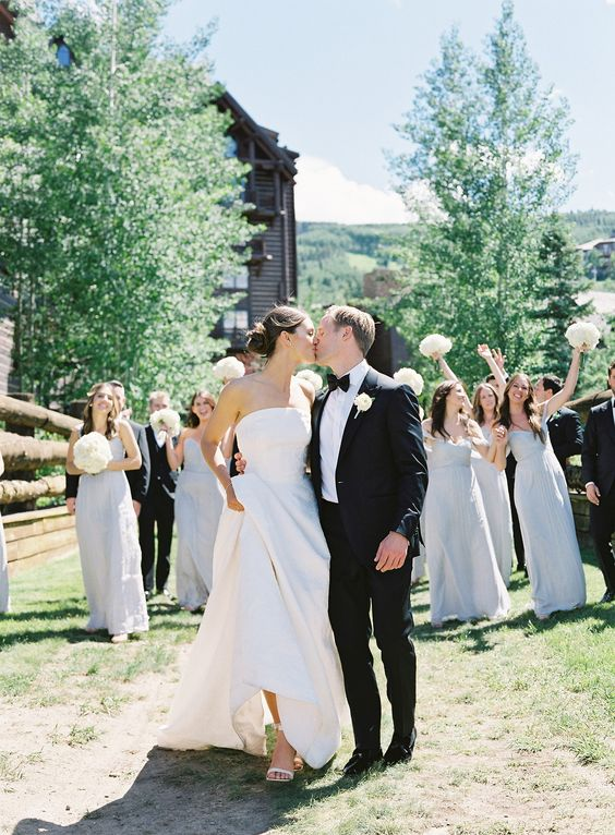 Emily DiDonato Wedding - via vogue.com