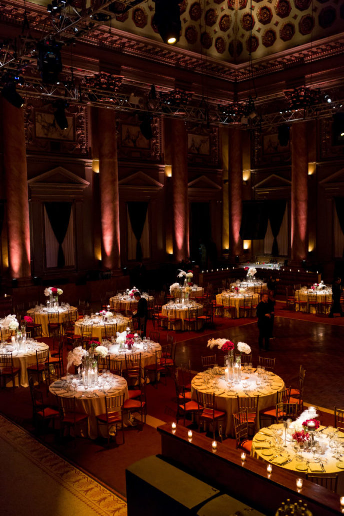 Claire & James Wedding - Reception - Capitale - Susan Shek Photography