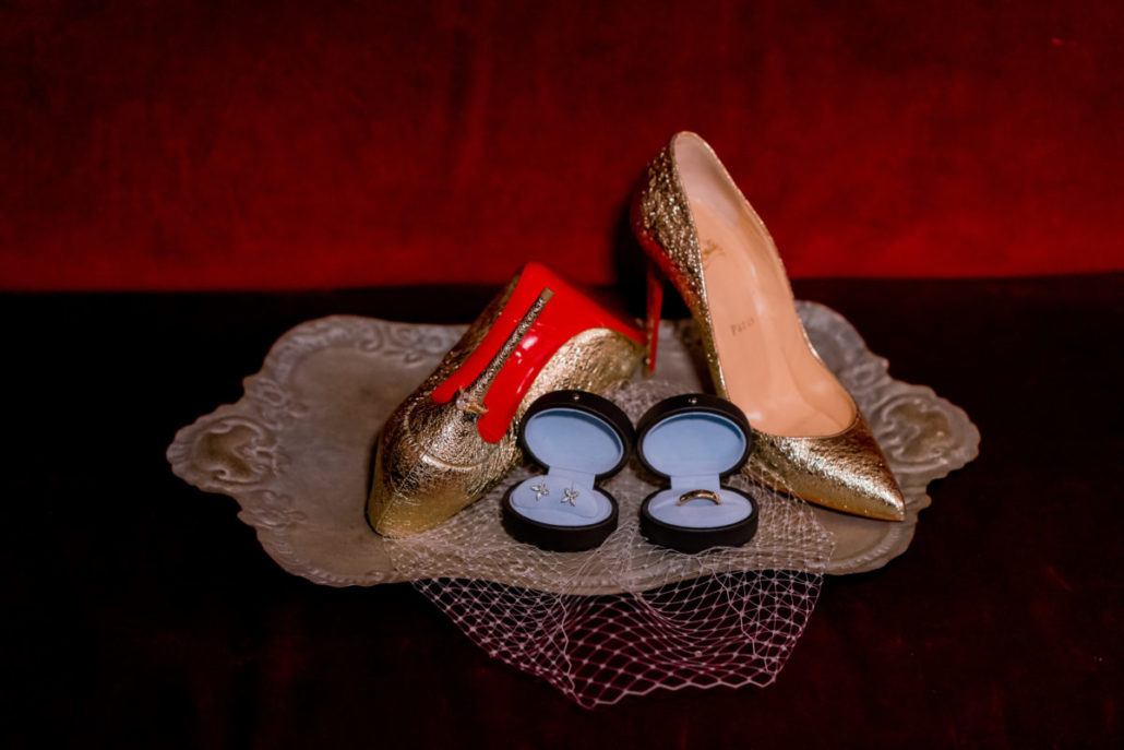 Claire & James Wedding - Wedding Shoes - Capitale - by Susan Shek