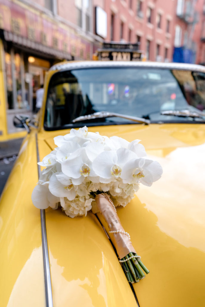 Claire & James Wedding - Bouquet - Capitale - by Susan Shek