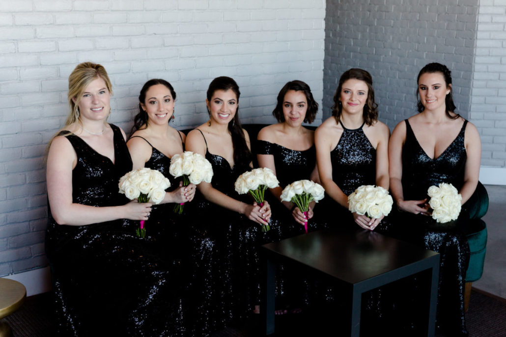 Claire & James Wedding - Bridesmaids - Capitale - by Susan Shek