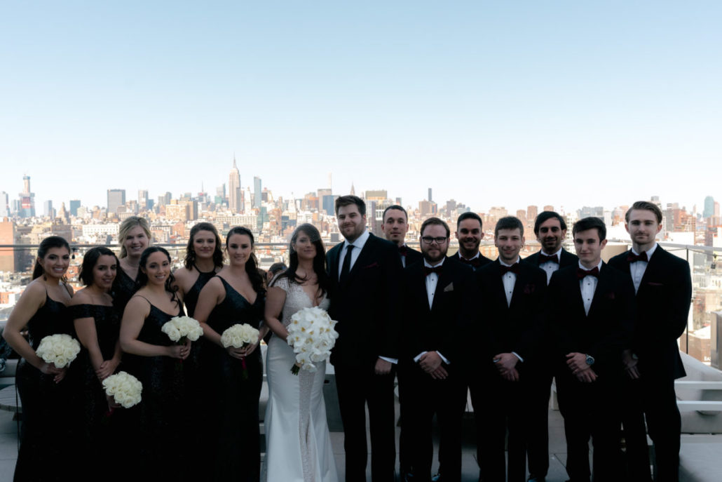 Claire & James Wedding - Wedding Party - Capitale - by Susan Shek