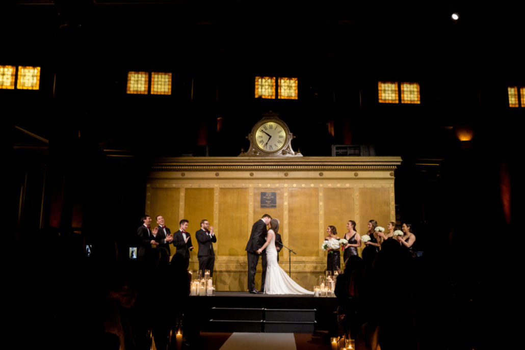 Claire & James Wedding - Bride & Groom - Capitale - by Susan Shek
