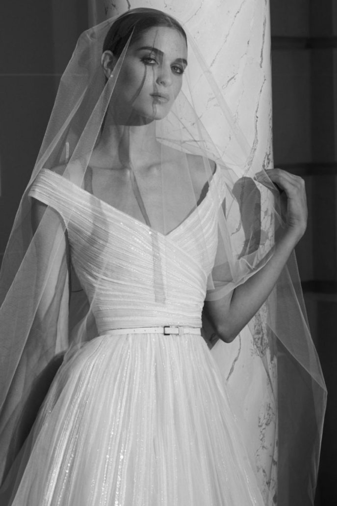 Eli Saab - Wedding Dress - Fall Bridal Collection 2019 - via.vogue.com