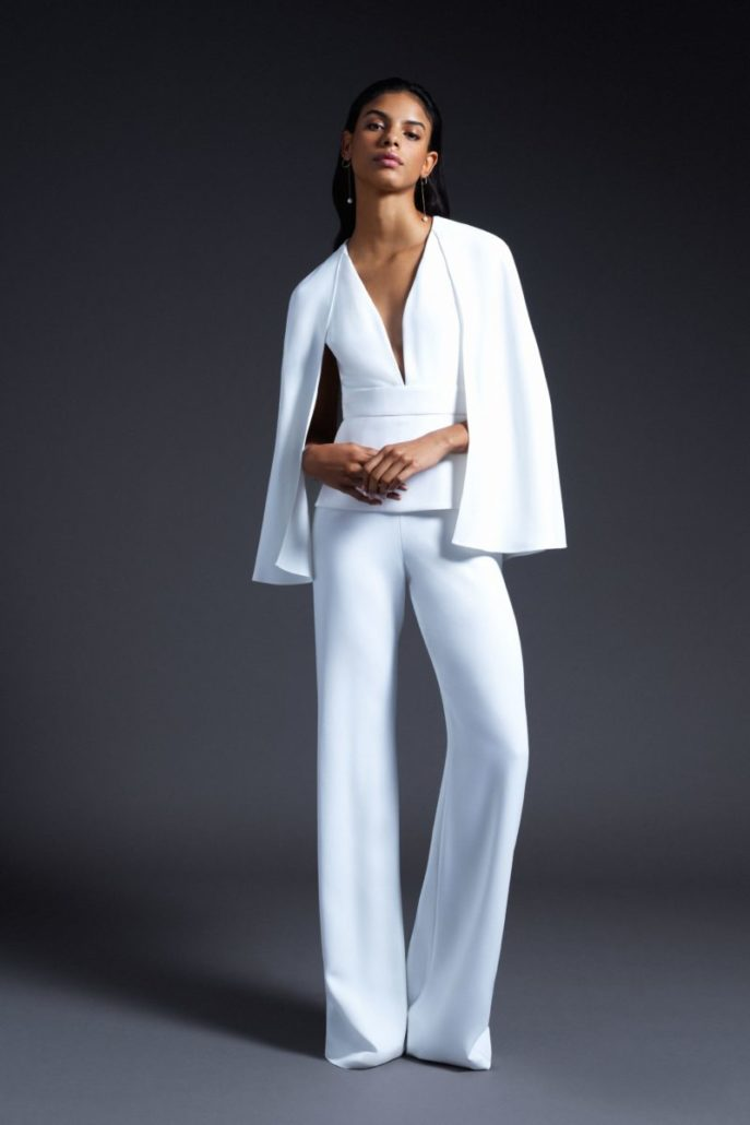 Wedding Suit - Cushnie - via vogue.com
