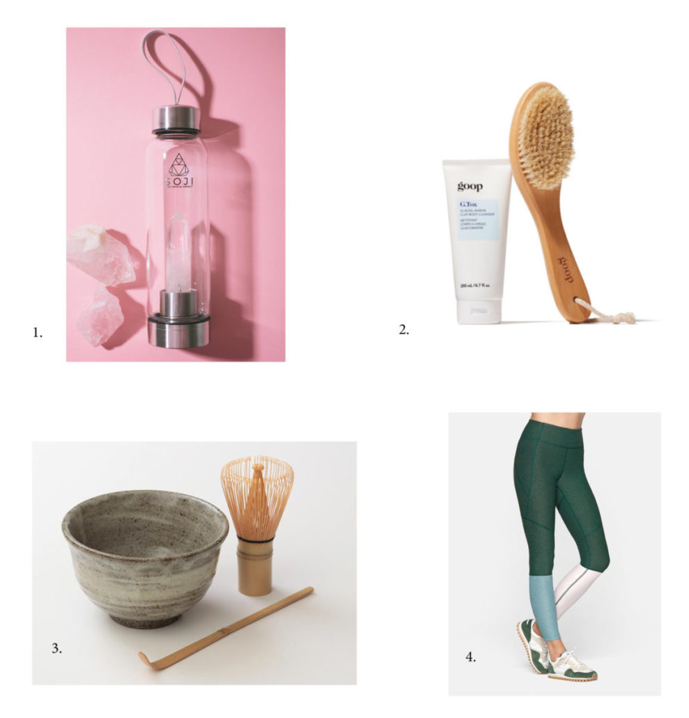 Holiday Gift Guide 2018 - Bride To Be - Health & Wellness