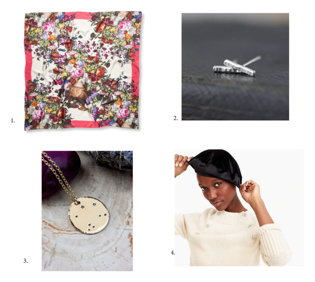 Holiday Gift Guide 2018 - Bride To Be - Jewelry & Accessories