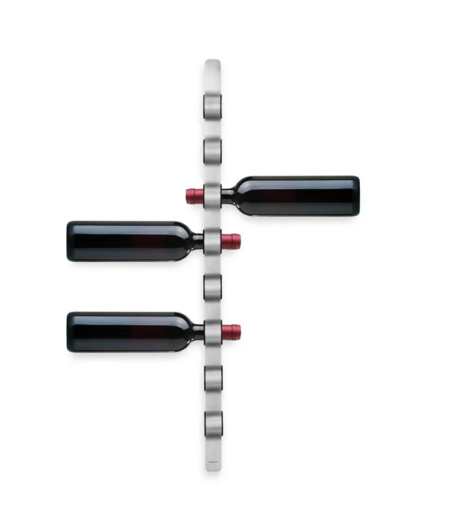 Wall Mounted Wine Rack - via allmodern.comhttps://www.allmodern.com/furniture/pdp/blomus-cioso-8-bottle-wall-mounted-wine-rack-ry1055.html