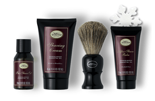 The Art of Shaving Kit - via theartofshaving.com