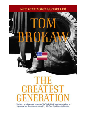 The Greatest Generation by Tom Brokaw - via barnesandnoble.com