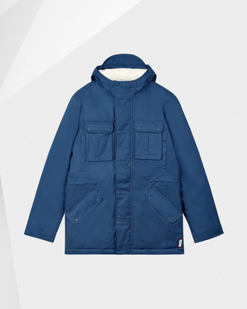 Hunter Anorak - via hunterboots.com