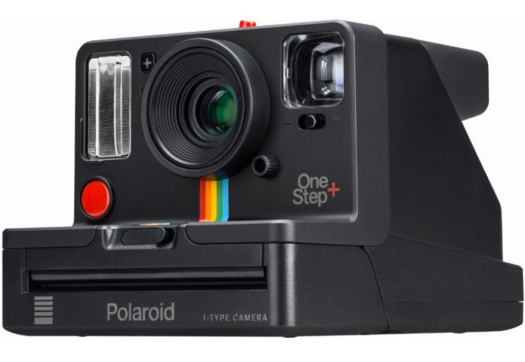 Impossible Polaroid Camera - via paragonsports.com