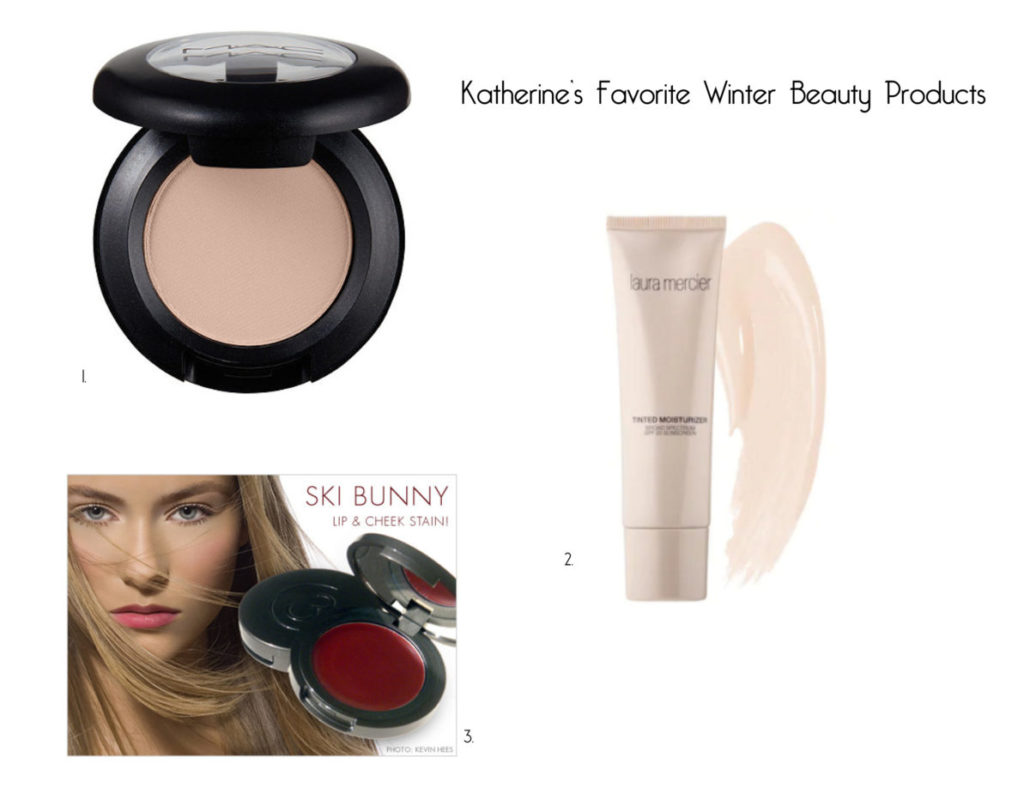 Winter Beauty Look - Favorite Makeup Products - Katherine McCall Face Time Beauty