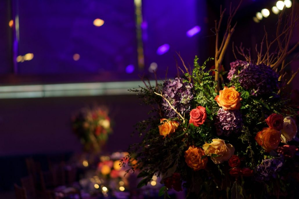 Rashna & Sean Wedding - High Centerpiece - Bronx Zoo - Dideo Films Photography