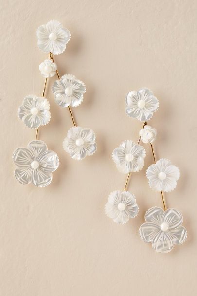 Jennifer Behr Coralia Earrings - via bhldn.com