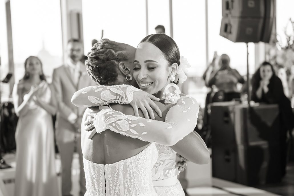 Yani & Divinity Wedding - First Dance - Liberty House - Studio A Images