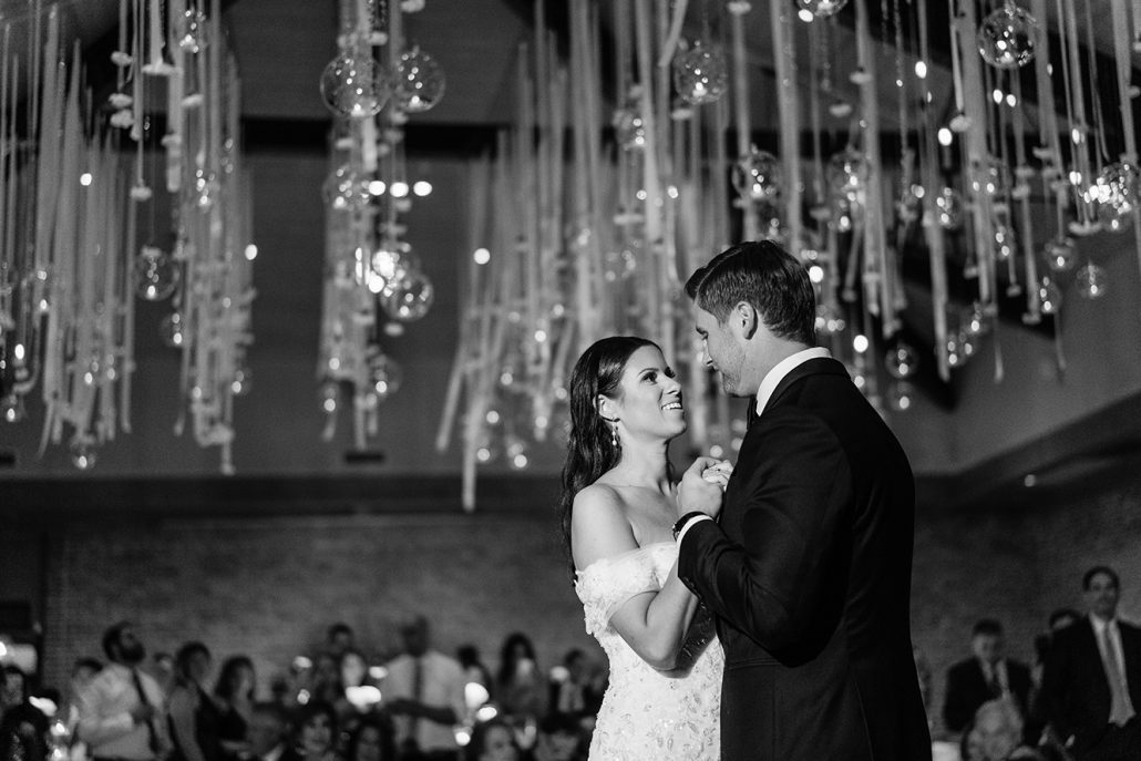 Lauren & Lou Wedding - First Dance - Natirar - Pat Furey Photography