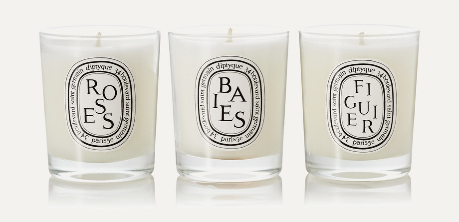 Diptyque mini candle collection - via net-a-porter.com