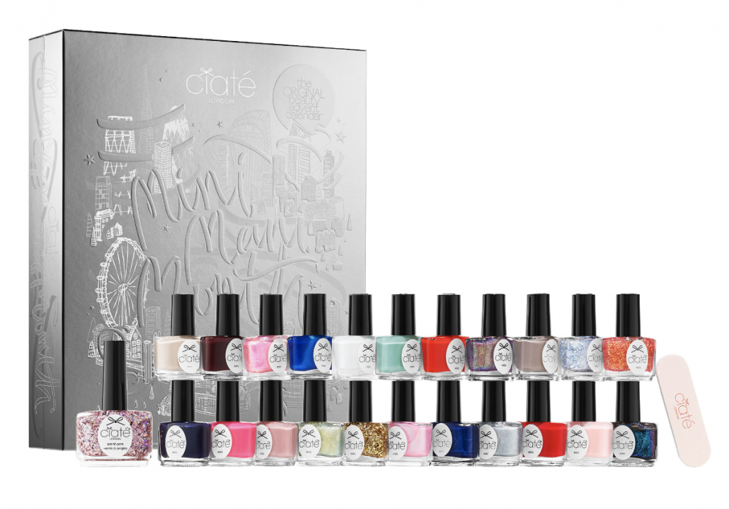 Mini Mani Month Advent Calendar Ciaté London - via sephora.com