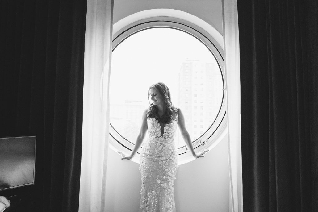 Nicole & Matt Wedding - Bride - Houston Hall - Jaylim Studio
