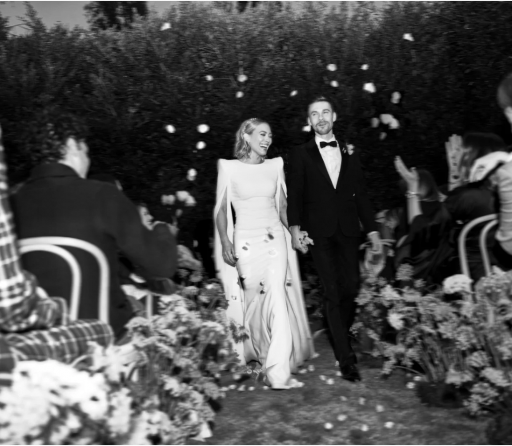 Hilary Duff and Matthew Komas Wedding - via vogue.com
