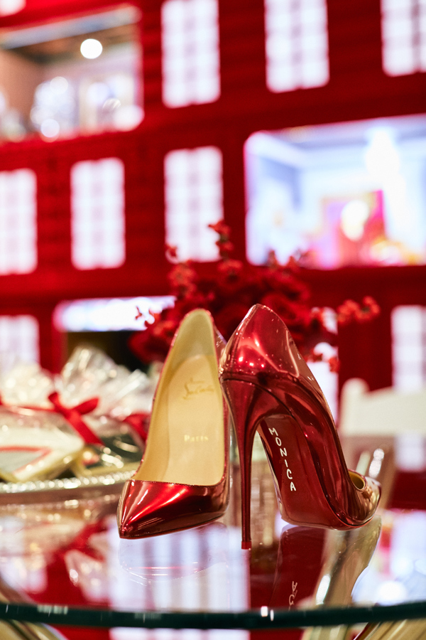 Neiman Marcus + Christian Louboutin Event - Lefty's Right Mind - Brittany Sturrett Photography - courtesy of artist