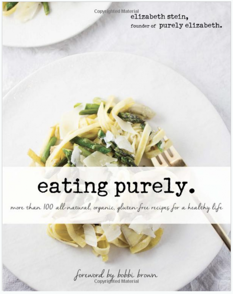Eating Purely by Elizabeth Stein - via amazon.com