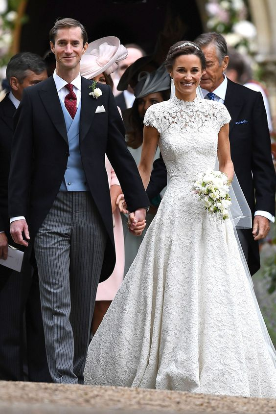 Pippa Middleton Wedding Bouquet - via countryliving.com