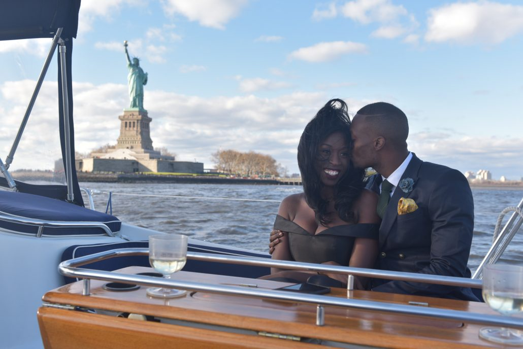 Fanta and Darwin Wedding - Engagement Photos - Courtesy of bride