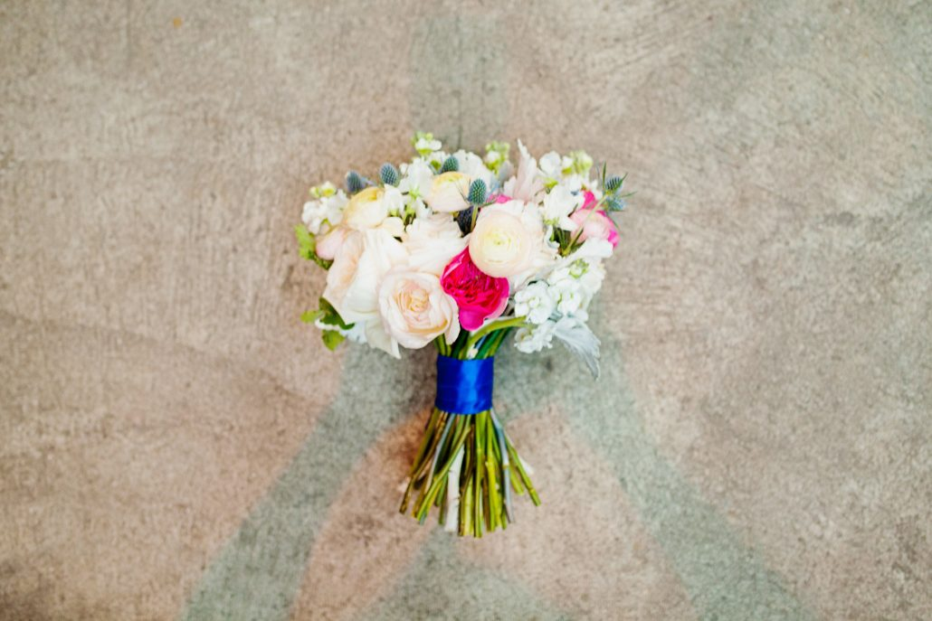 Margarita and Jose - Bridal Bouquet - Brooklyn Winery - Photography by Brind Amour