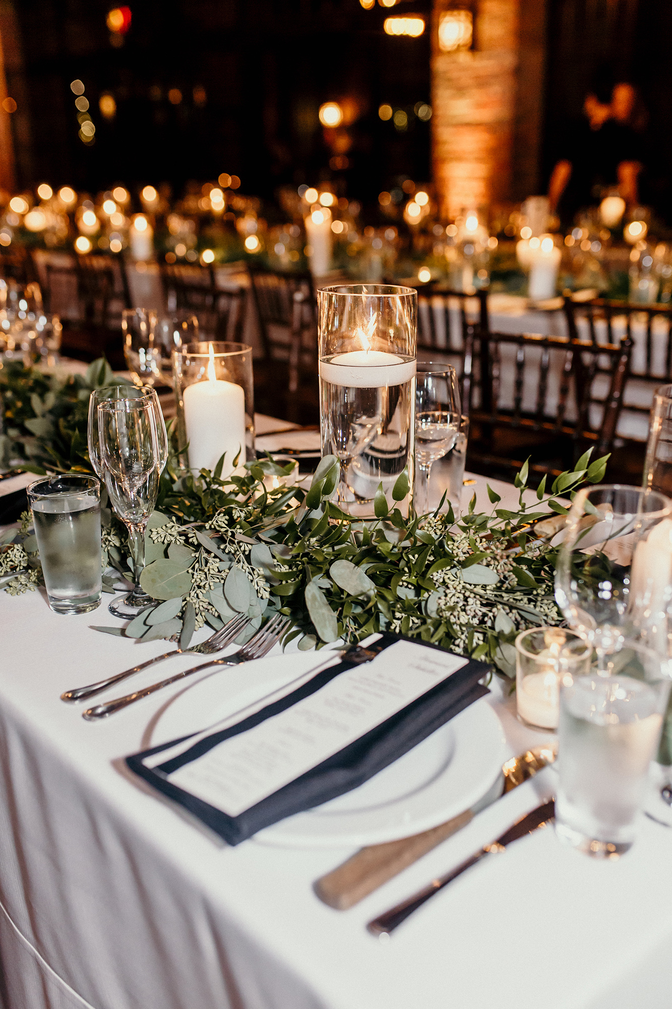 Diy Centerpiece Ideas With Candles By Bride Blossom Nyc S Only Luxury Wedding Florist Wedding Ideas Tips And Trends For The Modern Sophisticated Bride