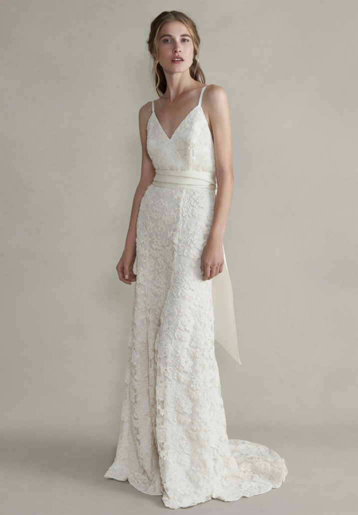 Bridal Designer - Markarian Wedding Dress - via markarian-nyc.com