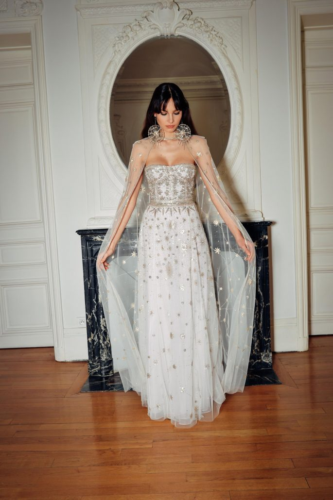 Bridal Designer - Cucculelli Shaheen Wedding Dress - via cu-sh.com